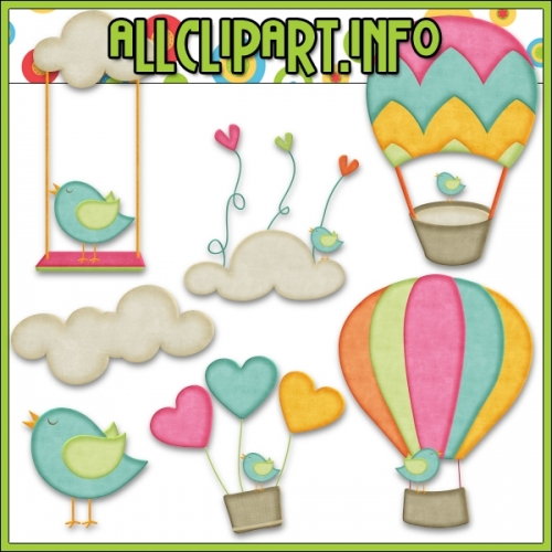 "Up, Up & Away Clip Art by AllClipART.info - "".00"