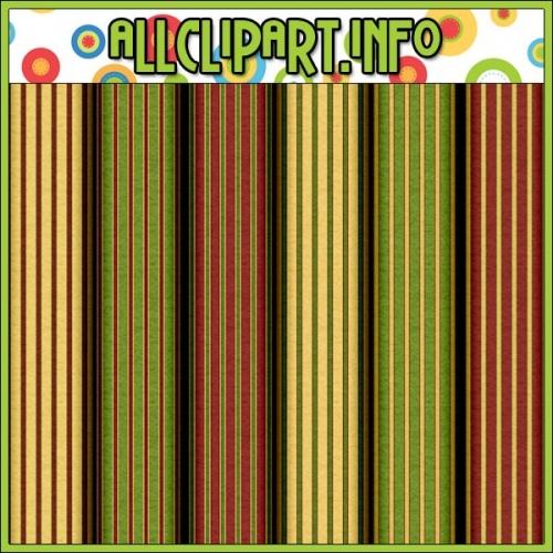 """Aviator Santa Stripes - Digital Scrap / Card Making Papers - alt=""""Aviator Santa Stripes - Digital Scrap / Card Making Papers - $1.00"""" .00"""