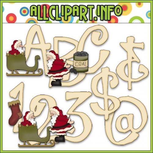 "Coming To Town Lettering Delights Clip Art - alt=""Coming To Town Lettering Delights Clip Art - $1.00"" .00"