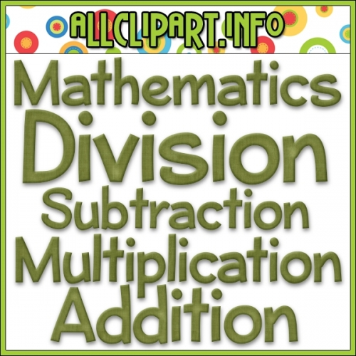 "Love To Learn Math Words 2 - Digital Scrapbooking > Word Art - alt=""Love To Learn Math Words 2 - Digital Scrapbooking > Word Art - $1.00"" .00"