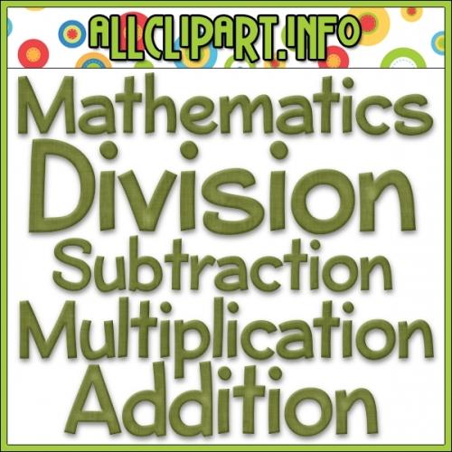 "Love To Learn Math Words 2 - Digital Scrapbooking > Word Art - alt=""Love To Learn Math Words 2 - Digital Scrapbooking > Word Art - $1.00"" .00"