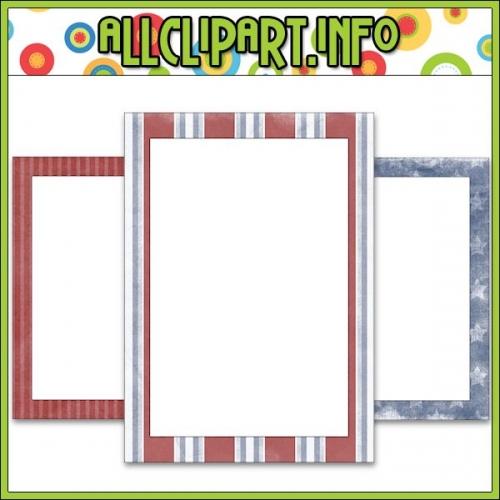 "Liberty Kids Card Starters 1 (5x7) - "".00"