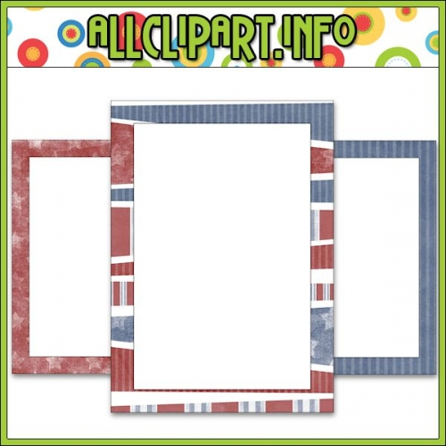 "Liberty Kids Card Starters 2 (5x7) - "".00"