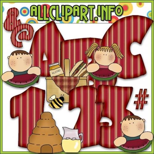 "Picnic Time Lettering Delights Clip Art - alt=""Picnic Time Lettering Delights Clip Art - $1.00"" .00"
