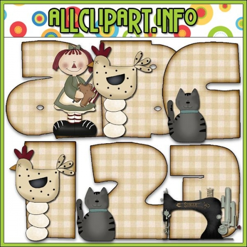 "Country Time Annie Lettering Delights Alphas - alt=""Country Time Annie Lettering Delights Alphas - $1.00"" .00"