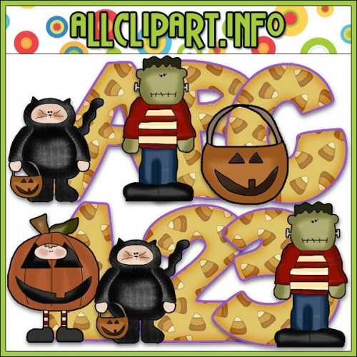 "Costume Kiddies Lettering Delights Alphas - alt=""Costume Kiddies Lettering Delights Alphas - $1.00"" .00"