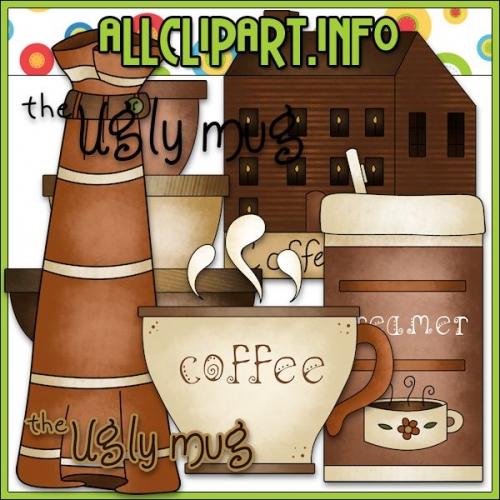 "The Ugly Mug Clip Art - alt=""The Ugly Mug Clip Art - $1.00"" .00"