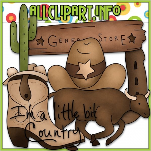 """Little Bit Country Clip Art - alt=""""Little Bit Country Clip Art - $1.00"""" .00 : Welcome to AllClipART.info!, We offer High Quality COMMERCIAL USE Graphics for Teachers, Crafters & Scrapbookers. Clip Art Graphics, Printable Paper Crafts, CU/PU Kits, Digital Stamps, Digital Papers & Free Downloads! Available in downloadable jpg & png formats."""
