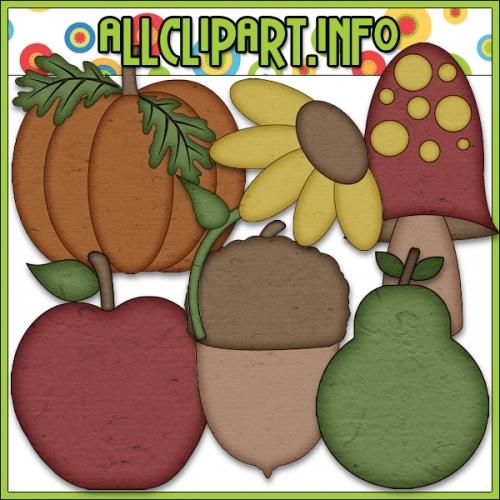 "Happy Harvest Hedgehog 2 Clip Art - "".00"