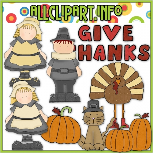 "Give Thanks Hodge Podge Clip Art - alt=""Give Thanks Hodge Podge Clip Art - $1.00"" .00"