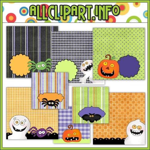 """Spooky Days Bag Toppers - alt=""""Spooky Days Bag Toppers - $1.00"""" .00"""