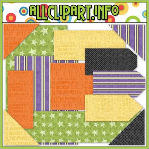 "Halloween Starter Scrappin Delights CU / PU Kit - alt=""Halloween Starter Scrappin Delights CU / PU Kit - $1.00"" .00"