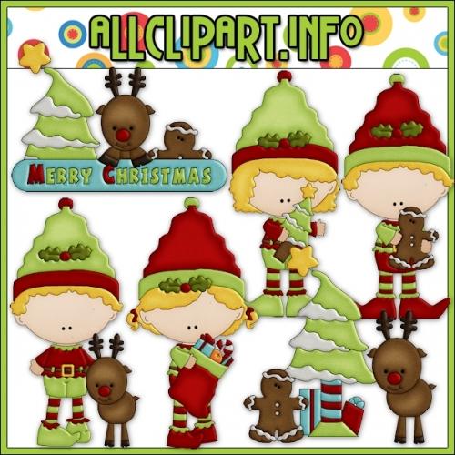 "Christmas Elf Clip Art - alt=""Christmas Elf Clip Art - $1.00"" .00"