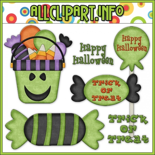 "Trick or Treat Accents 1 Clip Art - alt=""Trick or Treat Accents 1 Clip Art - $1.00"" .00"