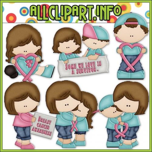 "Breast Cancer Awareness Clip Art - alt=""Breast Cancer Awareness Clip Art - $1.00"" .00"
