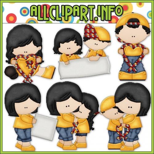 """Autism Awareness Clip Art - alt=""""Autism Awareness Clip Art - $1.00"""" .00"""