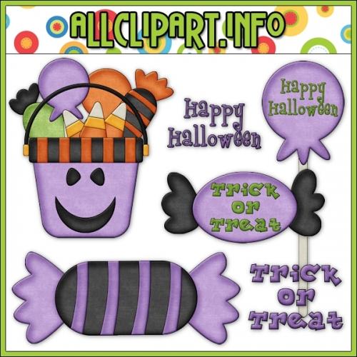 "Trick or Treat Accents 3 Clip Art - alt=""Trick or Treat Accents 3 Clip Art - $1.00"" .00"